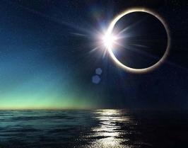 Слънчево затъмнение в Чили